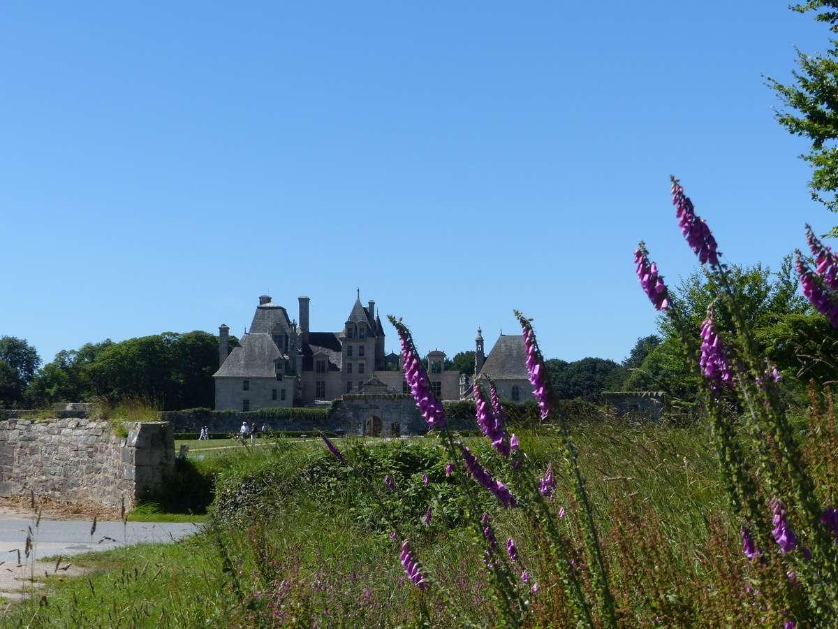 Chateau extérieur