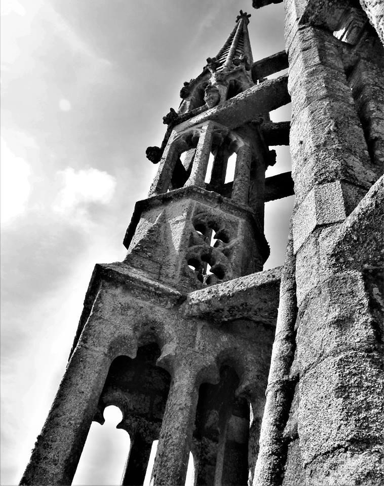sommet chapelle du Kreisker