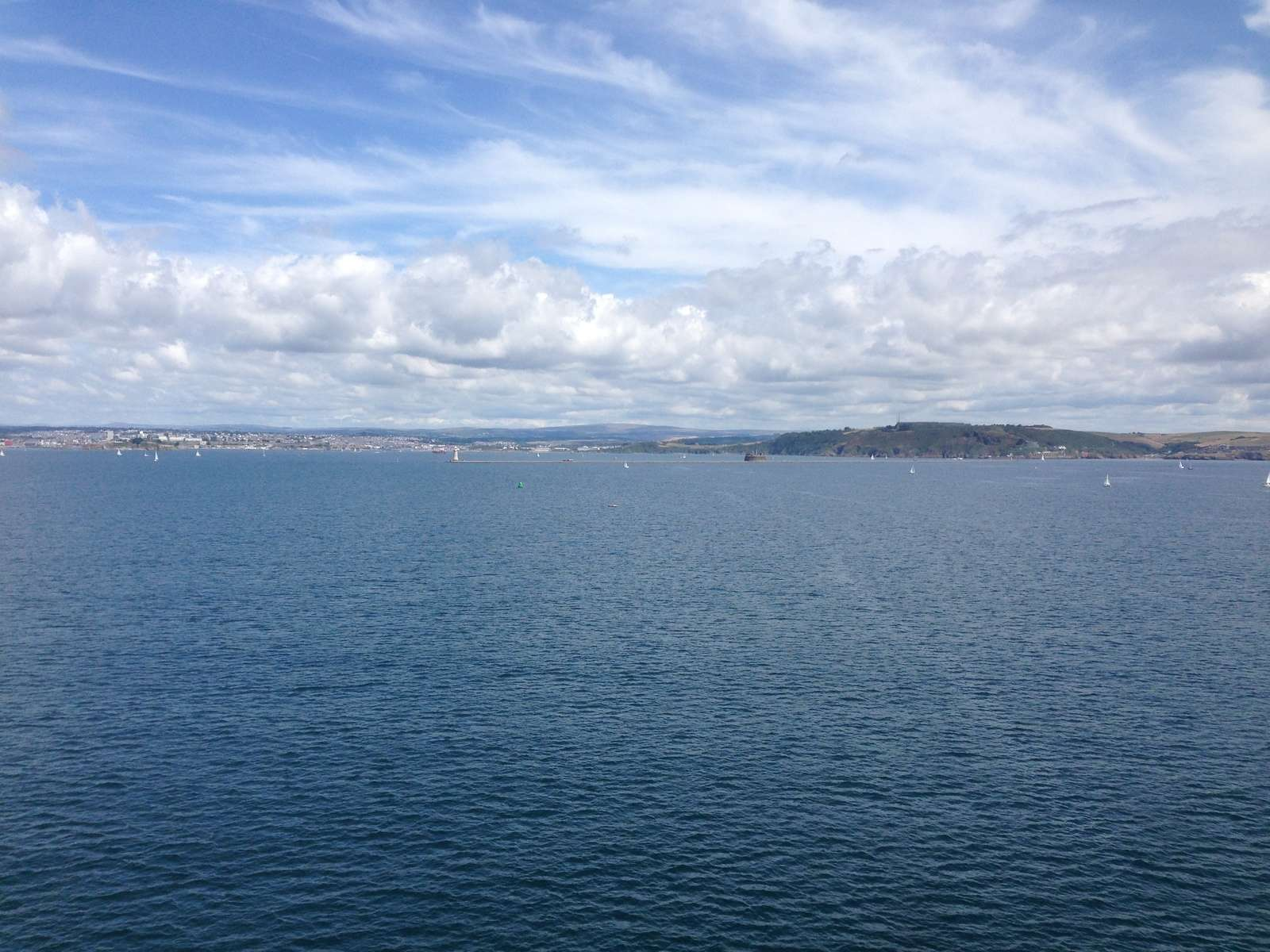 baie de plymouth