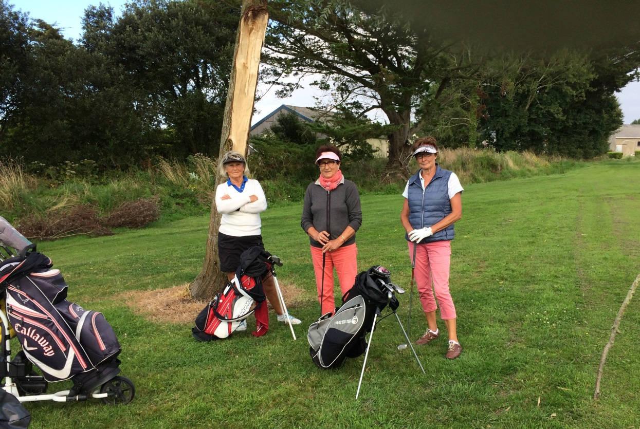 golf - parcours - plouescat