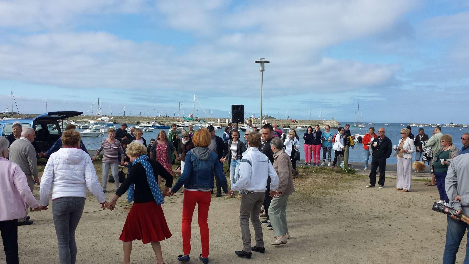 Danse bretonne roscoff