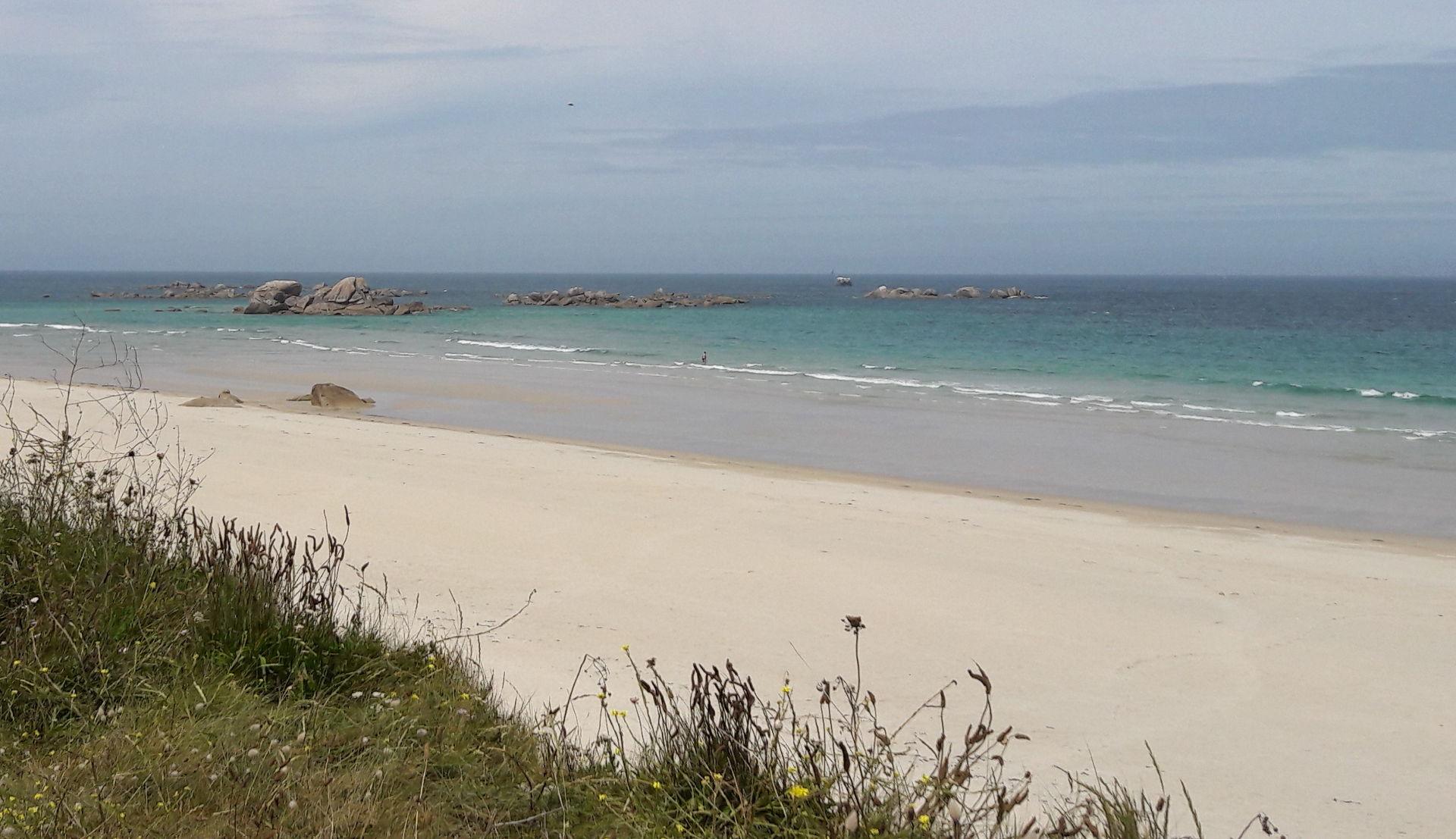 Côte des sables - marche aquatique