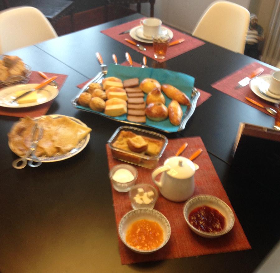 petit-déjeuner breton