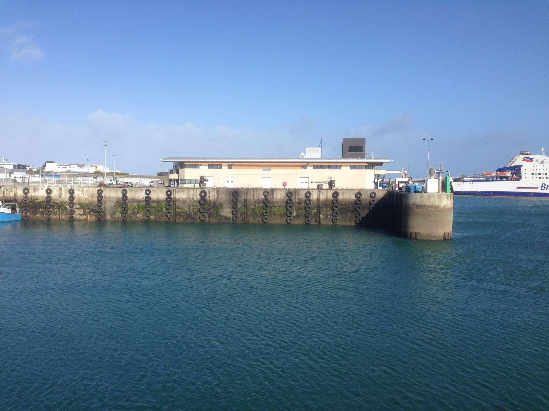 Criée port du Bloscon