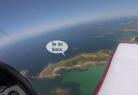La Baie de Morlaix vue du ciel