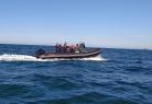 Sortie en baie de Morlaix avec les Vagabonds de la Baie