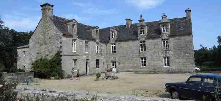 Chateau de Kermenguy